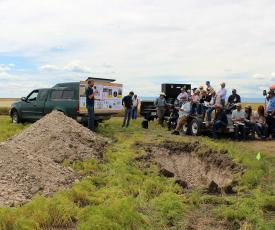 Judith River Watershed Field Day