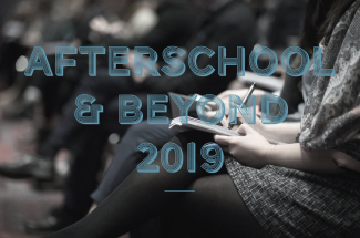 Afterschool and Beyond 2019 meeting