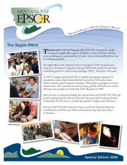 2006 Special Issue Newsletter