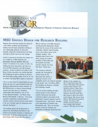 Winter 2005 Newsletter